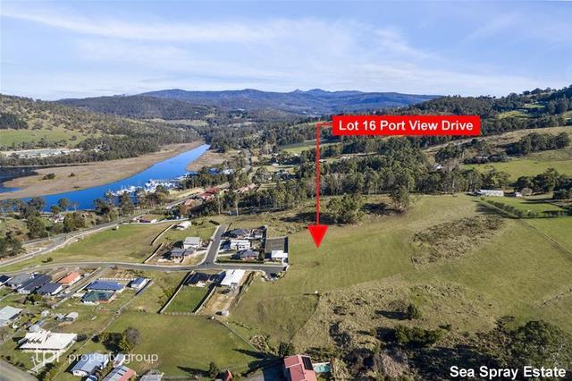 Lot 16 Port View Drive, TAS 7116