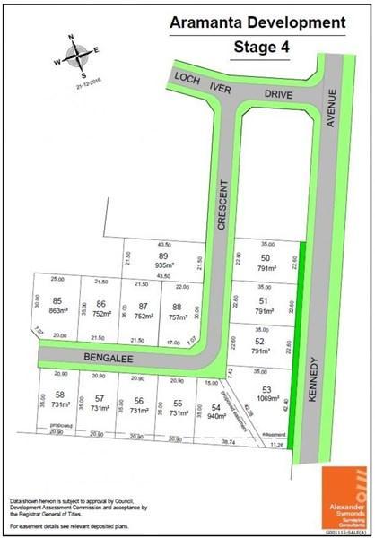 1 Bengalee Crescent, SA 5291