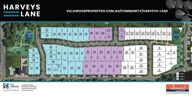 Stage 3 Harveys Lane Estate, VIC 3556