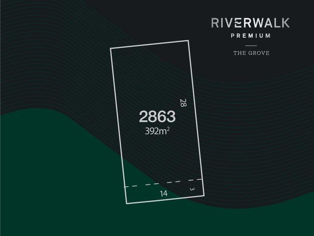 Lot 2863 (Riverwalk) Mahatma Road, VIC 3030