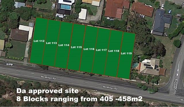 Proposed Lots McMillan Road, QLD 4161