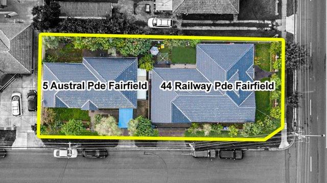 44 Railway Parade & 5 Austral Pde, NSW 2165