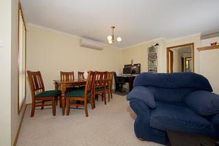 Lounge room to family room
