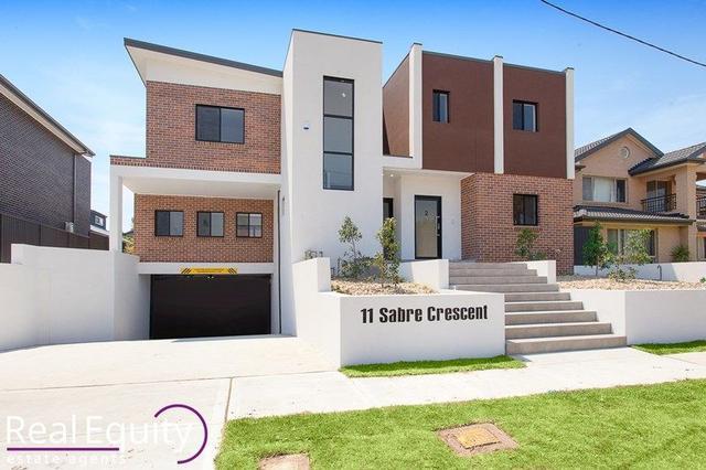 11 Sabre Crescent, NSW 2173