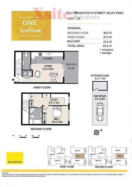 Unit 4/40-42 Shadforth Street, NSW 2195