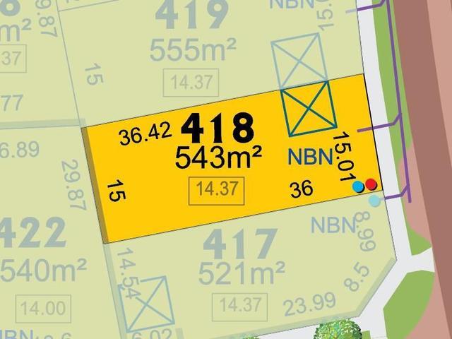 Lot 418, Eleanore Drive, WA 6210
