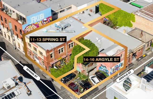 11-13 Spring Street & 14-16 Argyle Street, VIC 3065