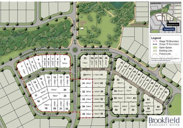 Brookfield Estate, WA 6285