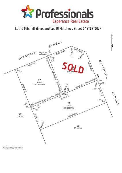 Lot 19 Matthews Street, WA 6450