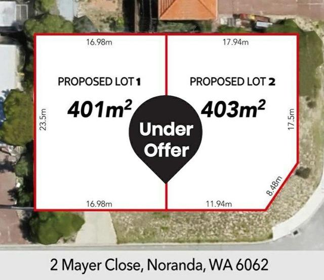 1 & 2/2 Mayer Close, WA 6062