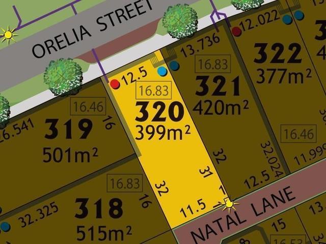 Lot 320 Orelia Street, WA 6210
