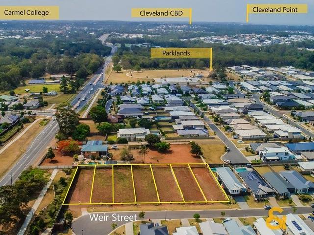 Lot 51-57/null Weir Street, QLD 4164