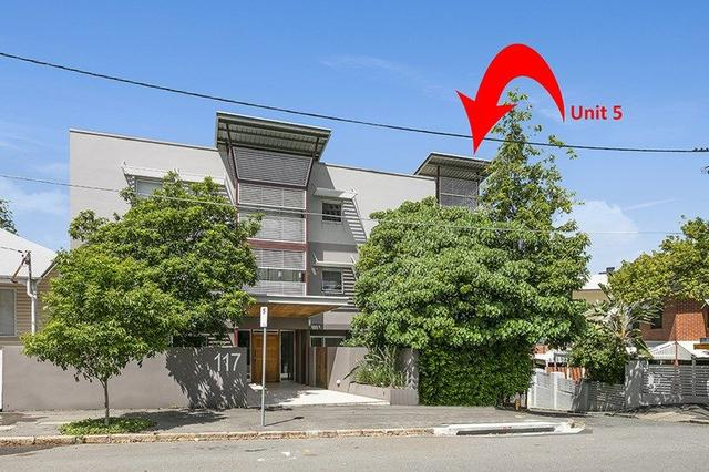 5/117 Fortescue Street, QLD 4000