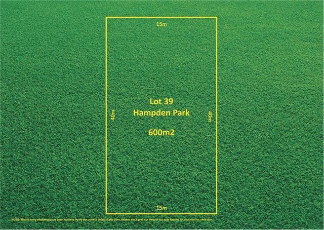 Lot 39 Hampden Park, SA 5255