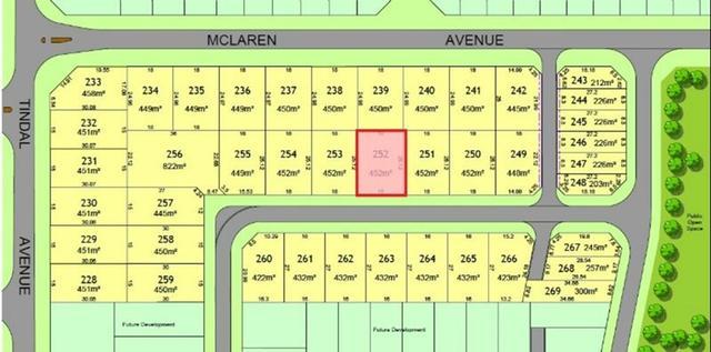Lot 252 McLaren Avenue, WA 6164