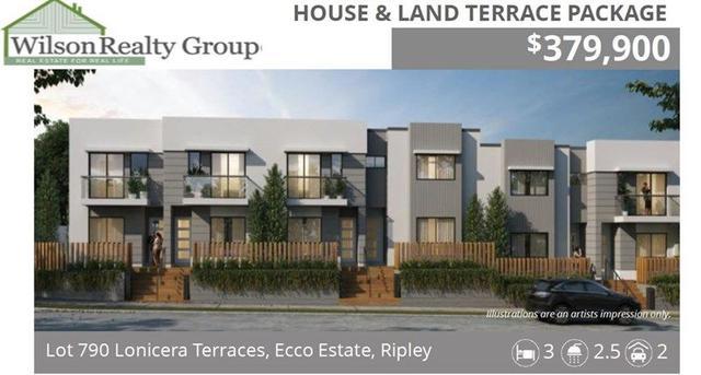 Lot790/Lonicera Terraces Ecco Estate Ripley, QLD 4306