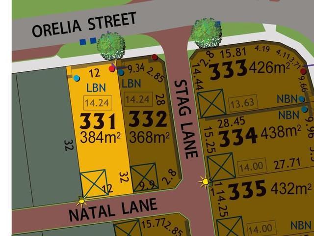 Lot 331, Orelia  Street, WA 6210