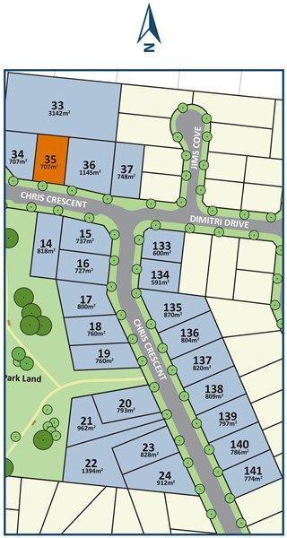 Lot 35 Astoria Park, VIC 3844