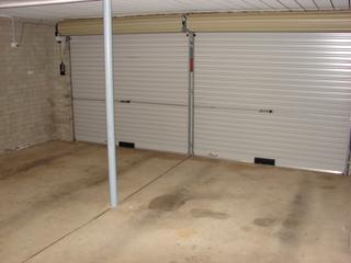 Doube Garage