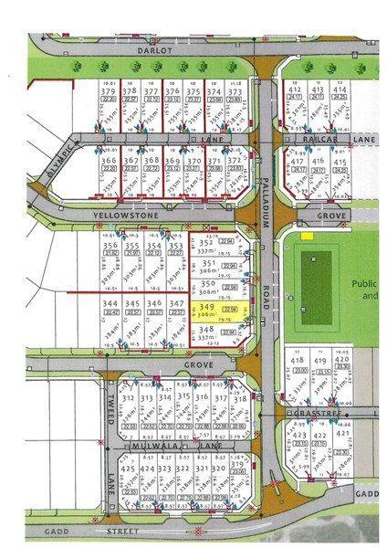 Lot 349 Palladium Road, WA 6164