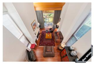 Living Room from staircase