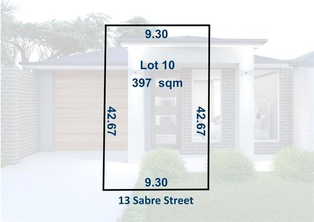 Allotment 10, 13 Sabre Street, SA 5037