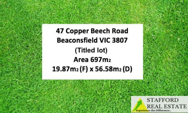 47 Copper Beech Road, VIC 3807