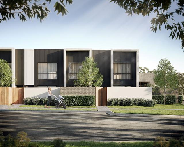 Vivace - 3 bed, 2.5 bath, 2 car townhome (B), ACT 2914