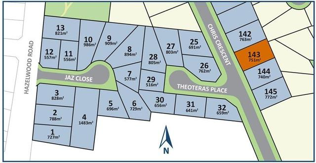 Lot 143 Astoria Park, VIC 3844
