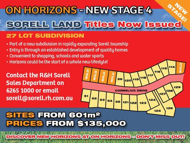 Lot 58 'On Horizons' Cornelius Drive, TAS 7172