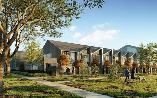 The Bradfield - Courtyard Terraces, ACT 2602