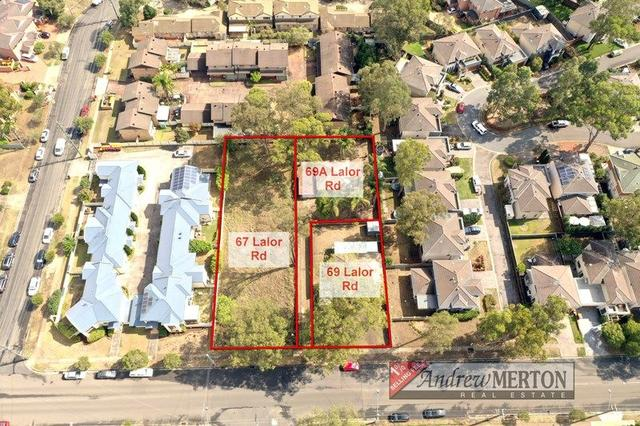 67, 69A , 69 Lalor Rd, NSW 2763