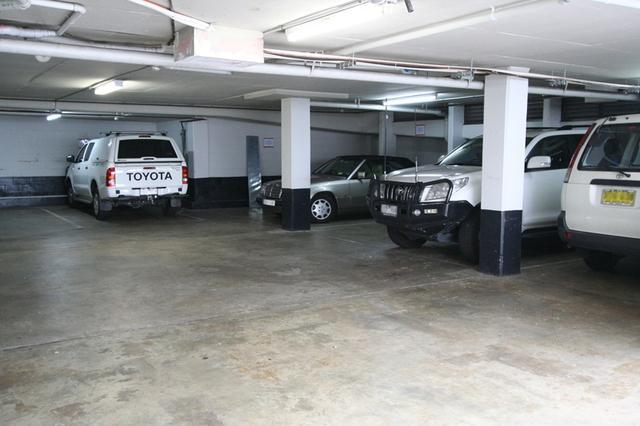 Carspace Falcon Street, NSW 2065