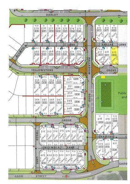 Lot 415 Yellowstone Grove, WA 6164