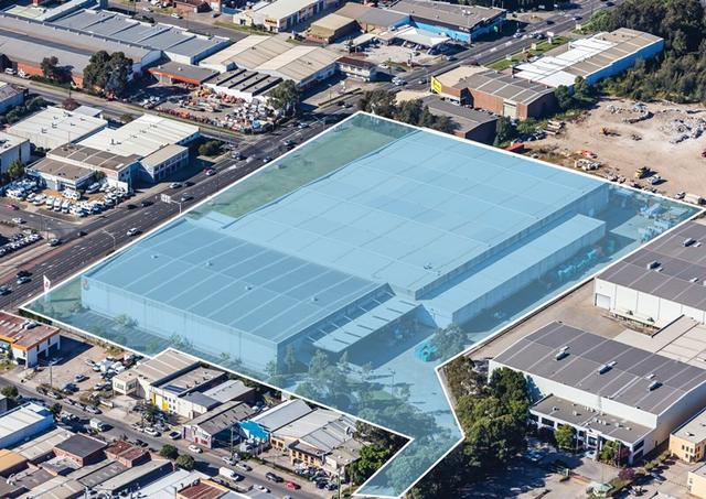 Granville Logistics Centre 19 Berry Street, NSW 2142