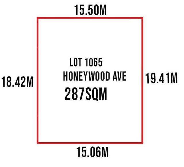 Lot 1065/null Honeywood Avenue, WA 6167