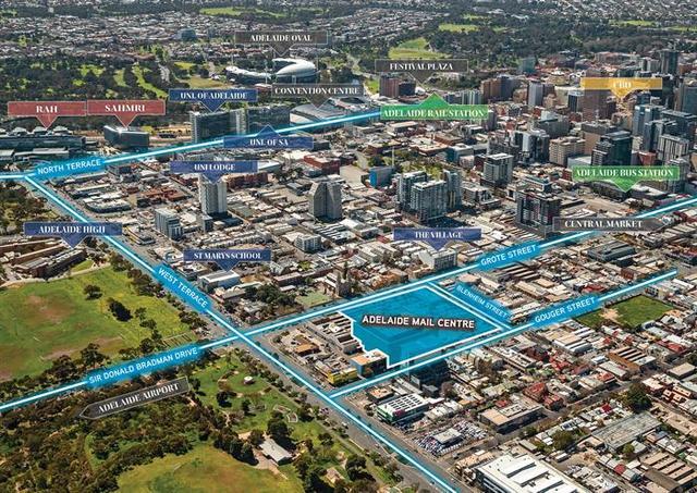 Adelaide Mail Centre -, SA 5000