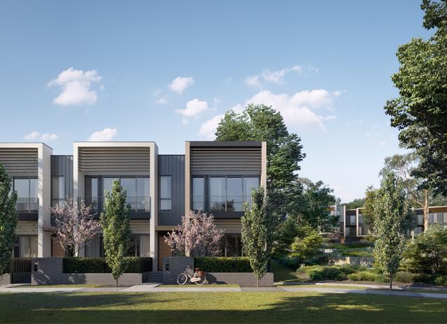 The Parks - Ainslie Corner Terrace, ACT 2603