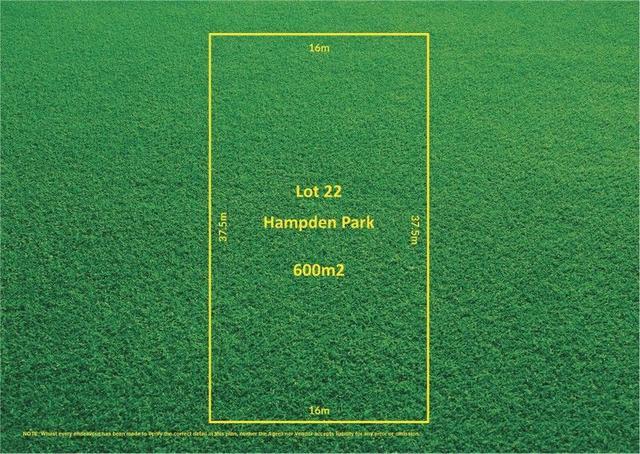 Lot 22 Hampden Park, SA 5255