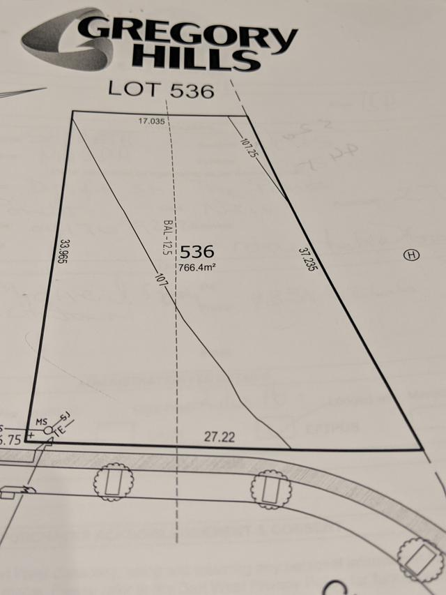 Lot 536/9 Limelight Circuit, NSW 2557