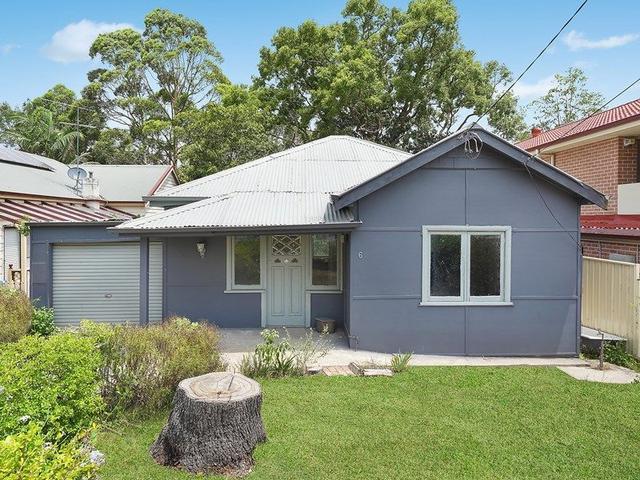 6 Crescent Avenue, NSW 2112