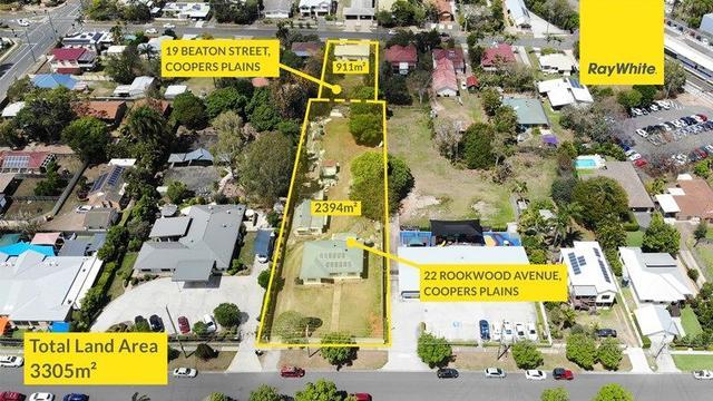 22 Rookwood Avenue & 19 Beaton Street, QLD 4108