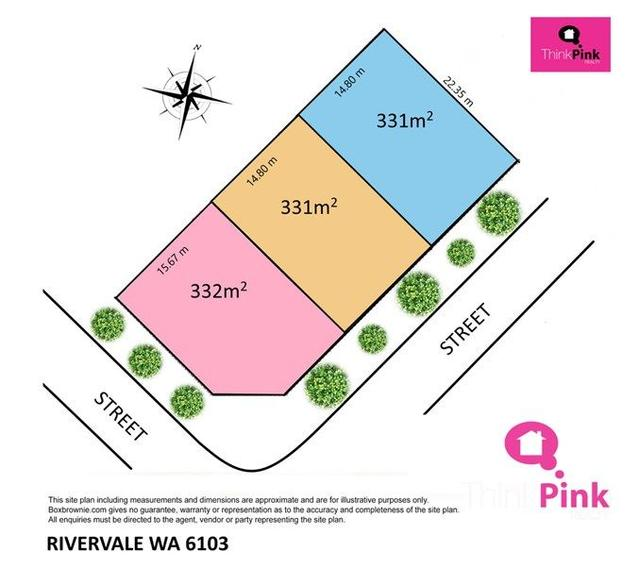Proposed Lot 3/8-10 Macey Close, WA 6103