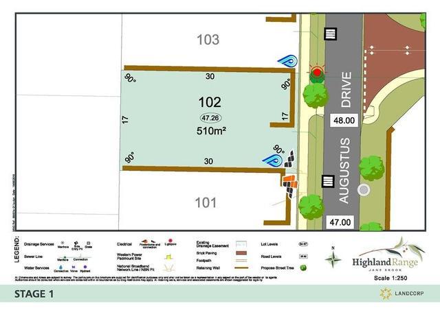 Lot 102 Augustus Drive, WA 6056