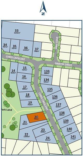 Lot 20 Astoria Park, VIC 3844