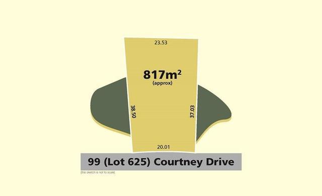 99 (Lot 625) Courtney Drive, VIC 3429