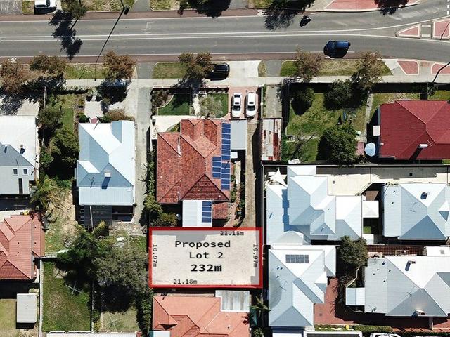 Proposed Lot 2/46 Kent Street, WA 6101