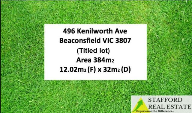 496 Kenilworth Avenue, VIC 3807
