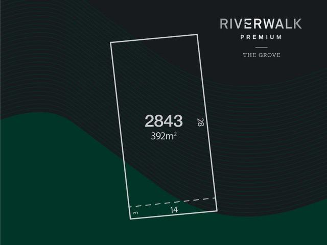 Lot 2843 (Riverwalk) Yearling Promenade, VIC 3030