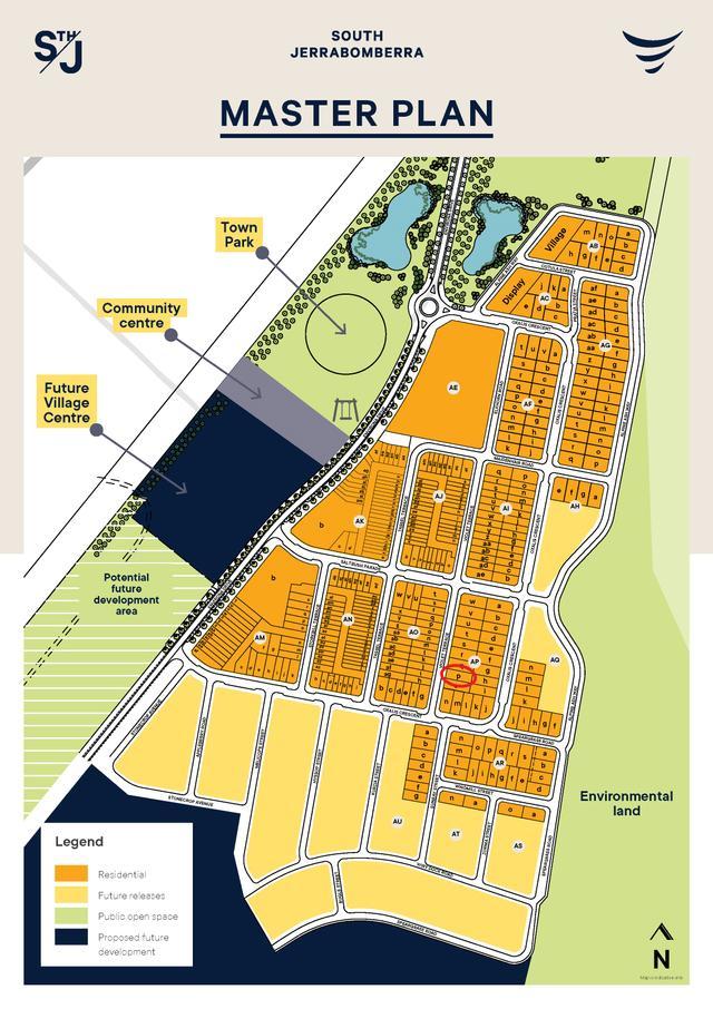 South Jerrabomberra - Block p Section AP, NSW 2620